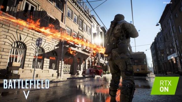 RTX 20 serisine Battlefield 5 güncellemesi geldi