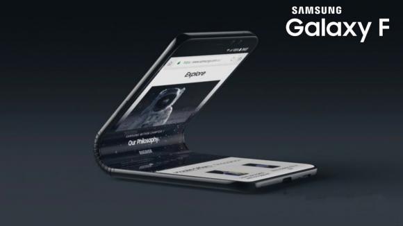 Samsung'un katlanabilir telefon testleri başladı!