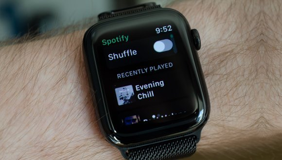 Spotify Apple Watch uygulaması sonunda yayınlandı!