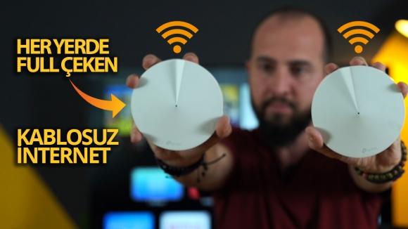 TP-Link Deco P7 – WiFi erişimi daima zirvede!