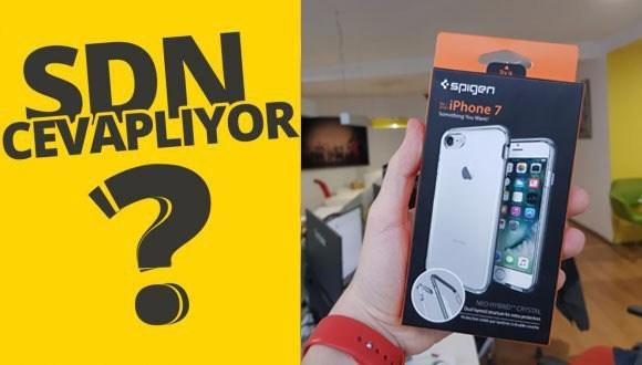 Spigen kılıf hediyeli SDN Cevaplıyor! #161