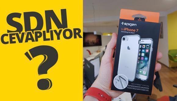 Spigen kılıf hediyeli SDN Cevaplıyor! #160