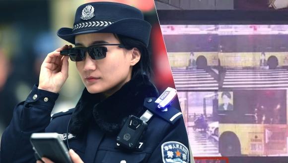 Çin'in yüz tanıma sisteminden güldüren hata!