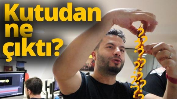 Tostçu Erol'un paketini açıp yedik! (VİDEO)