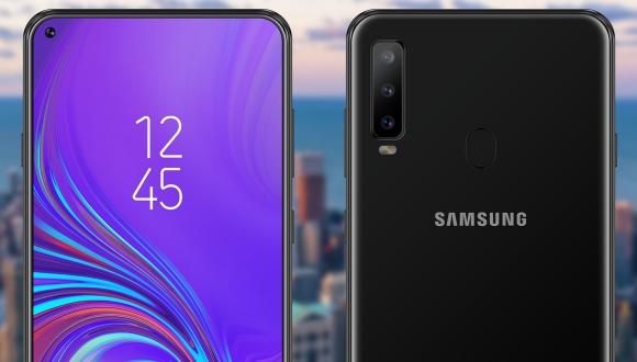 Samsung Galaxy A8s özellikleri ortaya çıktı!