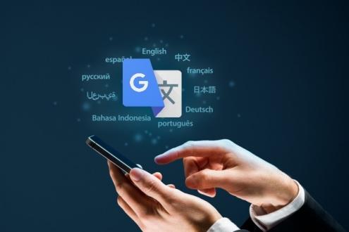 Google Translate yeniden tasarlandı!