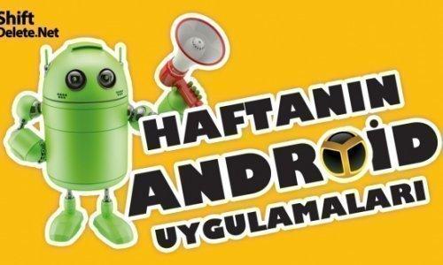 Haftanın Android Uygulamaları – 25 Kasım