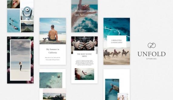 Hikayeler için ilk reklam ajansını Unfold kurdu!