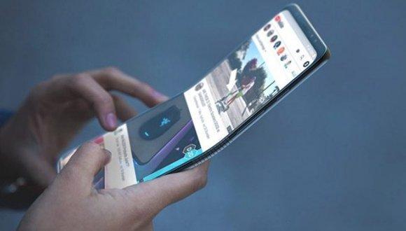 Sony'den katlanabilir şeffaf telefon müjdesi!
