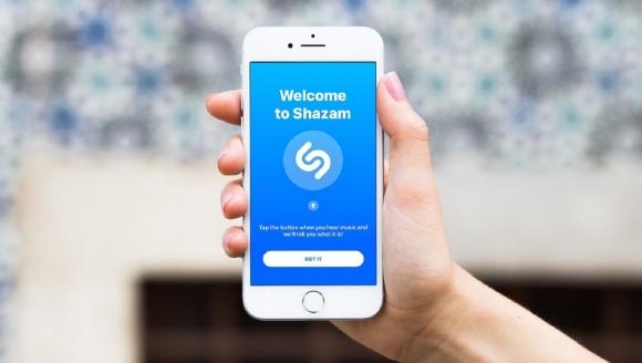 Shazam içinInstagram hikayeler desteği!