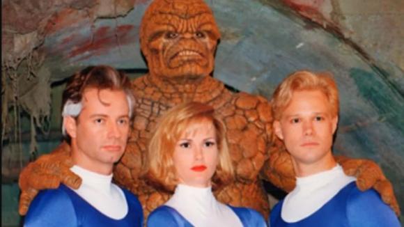 Marvel'in 94'te çektiği Fantastik Dörtlü filmi yayınlandı!