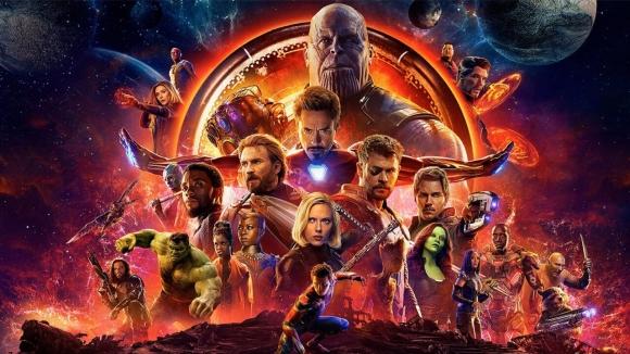 Netflix Avengers Infinity War için tarih verdi!