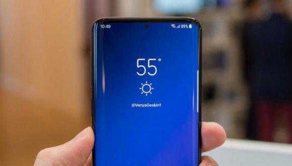 Galaxy S10 Plus tasarımı nasıl olacak? (Video)