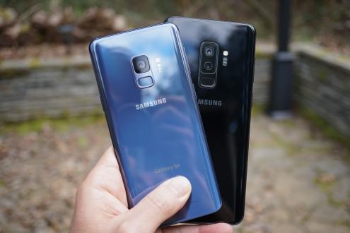 Samsung Galaxy S9 Plus güncelleme aldı!