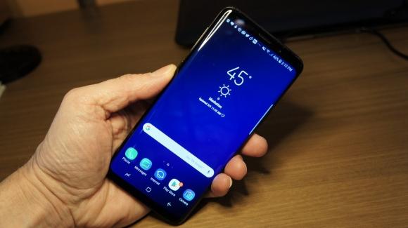 Samsung sıkılabilir telefon mu yapacak?