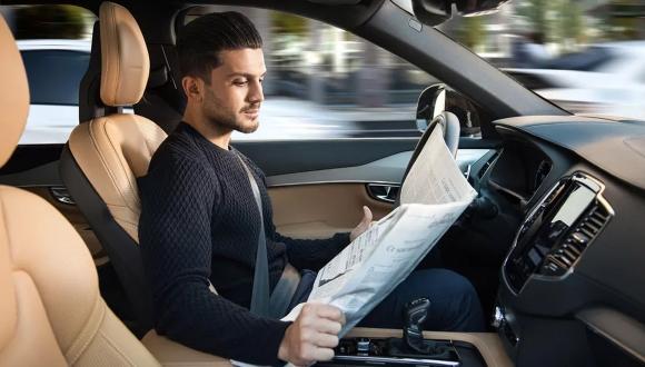 Volvo ve Baidu'dan sıra dışı otonom araç ortaklığı!