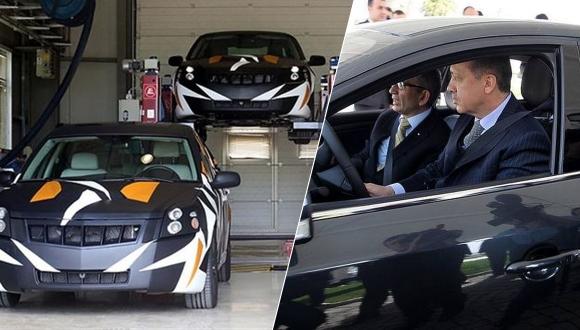 Yerli otomobil Cumhurbaşkanı'ndan tam not aldı!