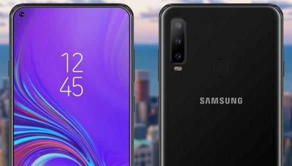 Kamerasıyla fark yaratacak Galaxy A8s'in çıkış tarihi!