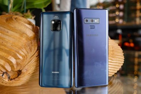 2019 Huawei ve Samsung için çekişmeli geçecek!