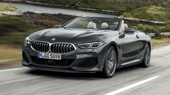 2020 BMW M8, ortaya çıktı!