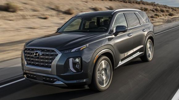 2020 Hyundai Palisade iddialı tasarımı ile tanıtıldı!