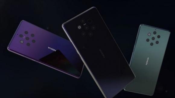 5 kameralı Nokia 9 modelinden çok konuşulacak detay