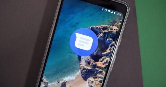 Android mesajlar yeni özelliklere kavuşuyor!