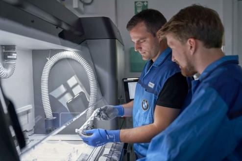 BMW, 3D yedek parça kullanımını artıracak!