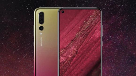 Huawei Nova 4 resmi görselleri sızdırıldı!