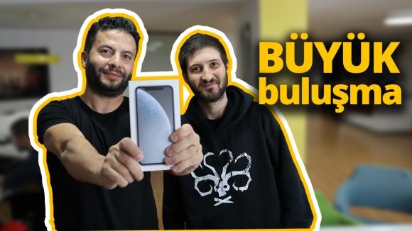 iPhone XR ile büyük buluşma! (VİDEO)