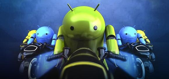 Android telefonunuzun hızına hız katın!