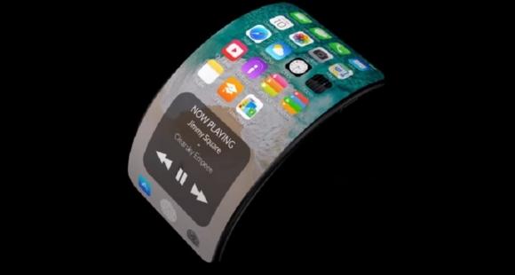 Katlanabilir iPhone ortaya çıktı! İşte detaylar!