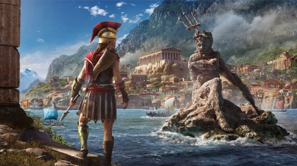 Google'dan Assassins Creed Odyssey sürprizi!