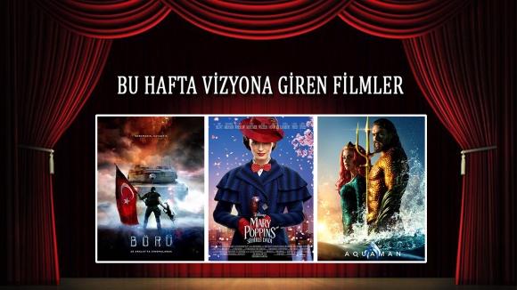 Bu hafta vizyona giren filmler – 28 Aralık