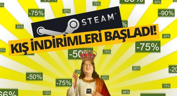 Steam İndirimlerinde alabileceğiniz harika oyunlar!