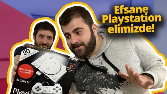 PlayStation Classic kutusundan çıkıyor!