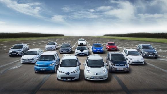 En çok hibrit ve elektrikli araç kullanılan illerimiz!