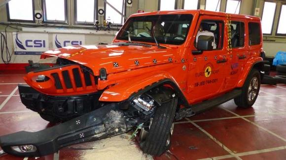 Fiat ve Jeep, Euro NCAP testinde ilginç sonuçlar aldı!