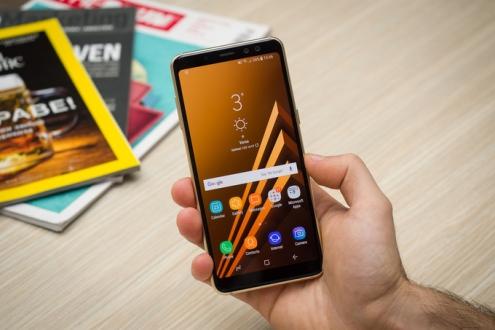 Galaxy A50 özellikleri ortaya çıktı!