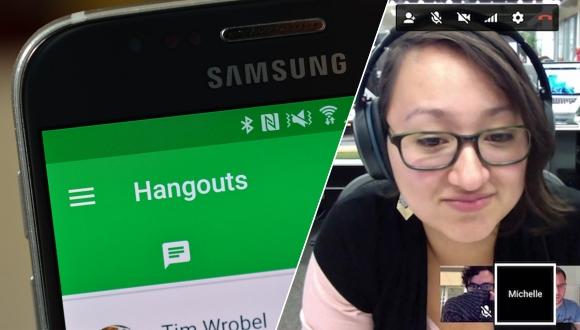 Google Hangouts için yolun sonuna gelindi!