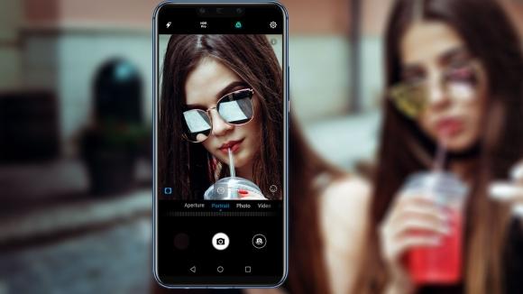 Huawei Mate 20 Lite kamera performansıyla etkiliyor!