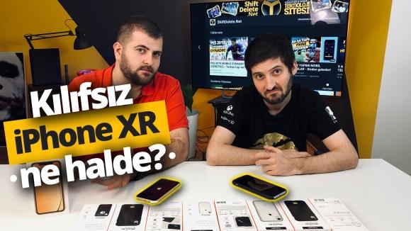 1 Aydır kılıfsız kullanılan iPhone XR ne halde?
