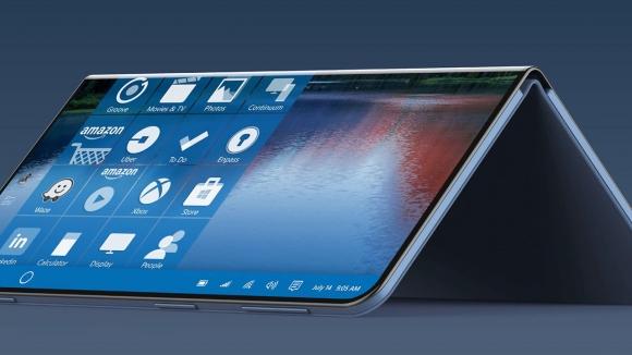 Microsoft katlanabilir telefon furyasına katılıyor!