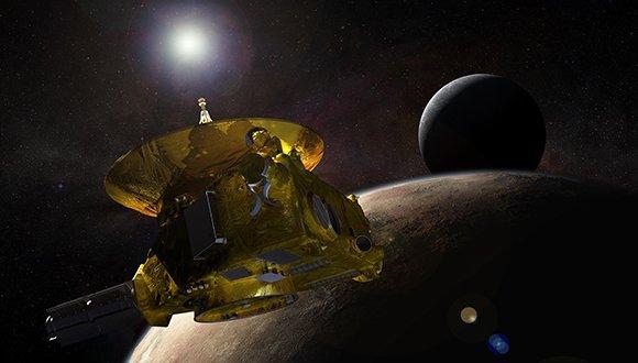 NASA New Horizons uzay aracı tarihe geçecek!