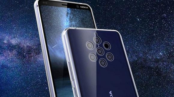 Nokia 9 PureView basın görseli sızdırıldı!
