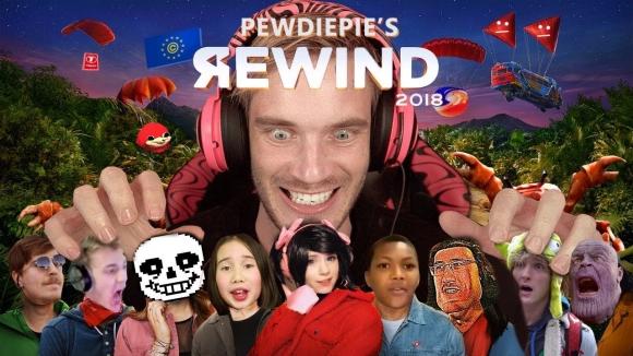PewDiePie YouTube Rewind 2018 videosu viral oldu!