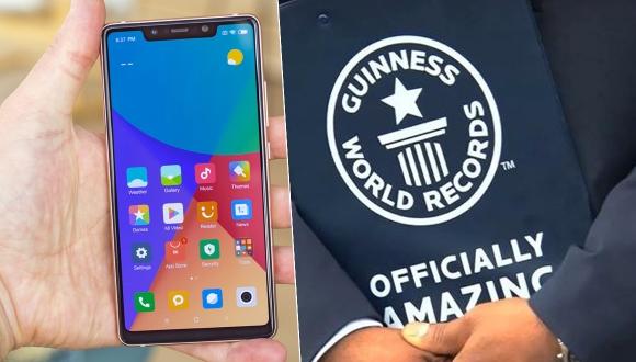 Xiaomi'den ikinci Guinness rekoru geliyor!