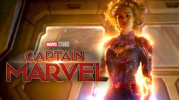 Yeni Captain Marvel fragmanı yayınlandı!