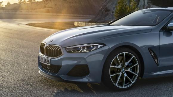 2019 BMW 8 Gran Coupe iddialı geliyor!