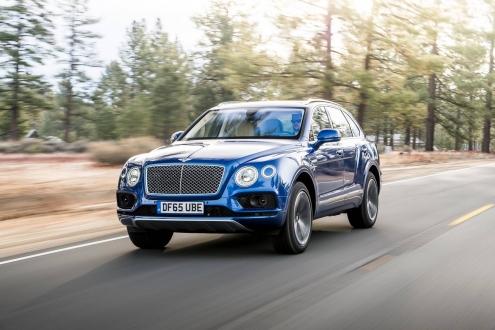 2020 Bentley Bentayga Speed görüntülendi!